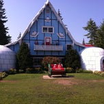 Photo taken at Santa's Village by Rick D. on 8/21/2013