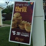 Photo taken at McDonald's by Shaw A. on 6/6/2014
