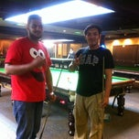 Photo taken at Club 11 Snooker & Pool by Shahrul N. on 8/18/2013