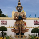 Photo taken at เมืองจำลอง (Mini Siam) by TingTaiPing 丁. on 10/22/2012