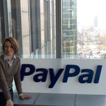 Photo taken at PayPal Central Eastern Europe HQ by Liska on 2/7/2014