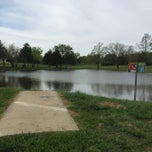 Photo taken at Jones Park Disc Golf Course by Ryan G. on 5/4/2015