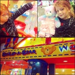 Photo taken at Build-A-Bear Workshop by Raquel L. on 12/30/2012