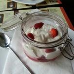 Photo taken at Fashion Café & Restaurant by Euthymia K. on 8/7/2012