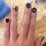 Photo taken at Joytime Nails by V A. on 1/2/2014