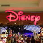Photo taken at Disney Store by Jessica B. on 4/21/2013