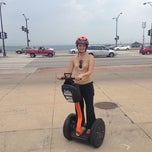 Photo taken at Chicago Segway Tour by hiro n. on 8/4/2014