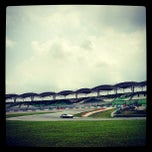 Photo taken at Sepang International Circuit (SIC) by Crazzy J. on 5/19/2013