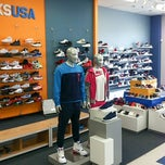 Photo taken at KicksUSA by KicksUSA on 4/30/2015