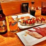 Photo taken at Young Sushi by Nikki N. on 6/16/2014