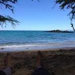 Photo taken at Waialea Bay by AAA⭐⭐⭐⭐⭐ Tom on 6/30/2014