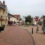 Photo taken at Bicester by art s. on 6/20/2013