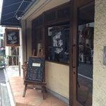 Photo taken at 珈琲散歩 by tt_kichi on 11/3/2013