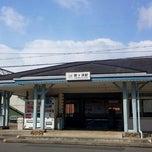 Photo taken at 鼓ヶ浦駅 (Tsuzumigaura Sta.) by Satoshi H. on 2/13/2013