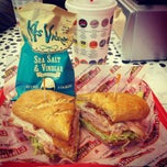 Photo taken at Firehouse Subs by Mike K. on 3/11/2013