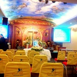 Photo taken at GBI Glow Fellowship Centre by Magdalena K. on 10/5/2014