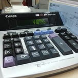 Photo taken at CIMB Bank by Anna M. on 10/22/2013