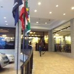 Photo taken at Lang Palace Hotel by ☀️🍻🏊 Fernando Z. on 10/7/2012
