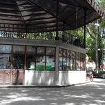 Photo taken at Presidencia Municipal Apizaco by Saibel Airam C. on 7/23/2014