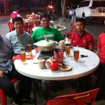 Photo taken at Babura Dimsum & Steamboat by Djohan K. on 5/31/2014