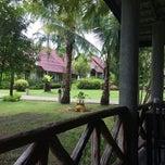 Photo taken at Ramayana Resort & Spa by Алина Л. on 10/11/2014