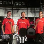 Photo taken at ComedySportz Theatre by ComedySportz Theatre on 9/22/2014