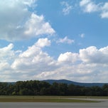 Photo taken at Anniston Regional Airport (ANB) by Julhia P. on 9/16/2013