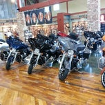 Photo taken at Southern Thunder Harley-Davidson by Rick M. on 8/23/2013