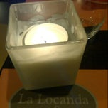 Photo taken at La Locanda by Sandra G. on 3/7/2013