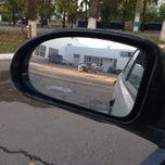 Das Foto wurde bei Автосалон Премьера von Евгений Р. am 9/24/2013 aufgenommen