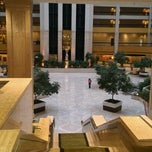 Photo taken at Renaissance Atlanta Waverly Hotel & Convention Center by LaToya W. on 9/6/2012