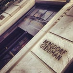 Photo taken at Bergdorf Goodman by Mouza on 10/12/2013