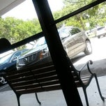 Photo taken at Ed Morse Cadillac by Michelle D. on 6/20/2014