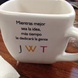 Photo taken at JWT by Mont D. on 6/3/2015
