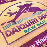 Photo taken at Daiquiri Deck by Elizabeth P. on 2/10/2013
