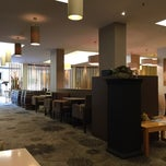 Photo taken at Grand Chifley Hotel by Amanda L. on 4/13/2015