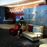 Photo taken at Atlanta Airport Marriott Gateway by Marco A. on 5/25/2013