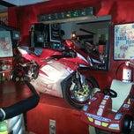 Photo taken at Racing Planet by Juan Pablo L. on 5/26/2013