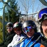 Photo taken at Chestnut Mountain Resort by Jeff J. on 3/12/2015