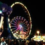 Photo taken at Big Fresno Fair by Yvonne M. on 10/14/2013