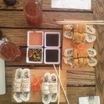 Photo taken at Sushi Tai by Jose Antonio M. on 9/26/2013