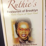 Photo taken at Ruthie's Restaurant of Brooklyn by Kelly J. on 4/13/2013