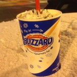Photo taken at Dairy Queen by Robert O. on 11/27/2013
