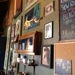 Photo taken at The Gypsy Den Cafe @ the L.A.B. by Samantha O. on 4/13/2013