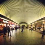 Photo taken at New York Penn Station by Christopher L. on 6/19/2013