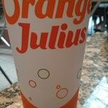 Photo taken at Orange Julius by Hill T. on 3/9/2014