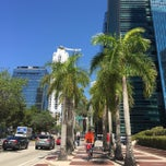 Photo taken at Four Seasons Hotel Miami by Angelica B. on 3/10/2015