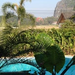 Photo taken at Homestay Chiang Rai by Kateryna on 1/25/2014