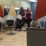 Photo taken at Great Clips by Nikki S. on 3/12/2014