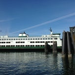 Photo taken at Bremerton Ferry Terminal by Carl T. on 6/15/2013